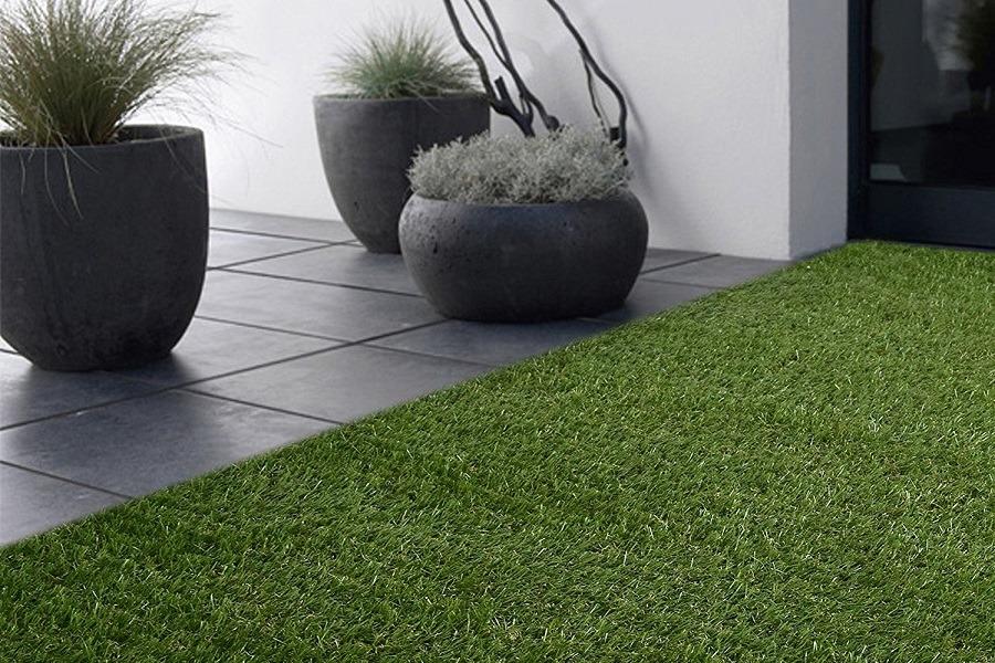Attractive Outdoor Artificial Grass Shag Rug
